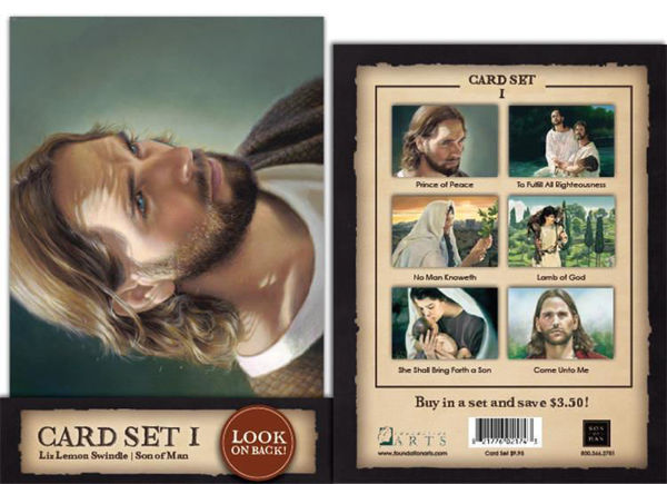 Picture of Son Of Man Cardset #1