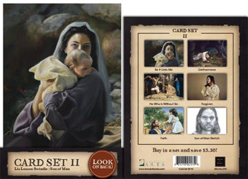 Picture of Son Of Man Cardset #2
