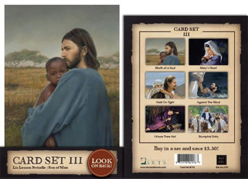 Picture of Son Of Man Cardset #3