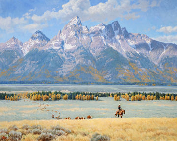In Old Jackson Hole