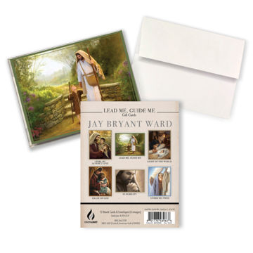 Lead Me, Guide Me Gift Card Set 1