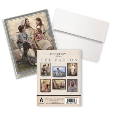 Perfect Love Gift Card Set 1