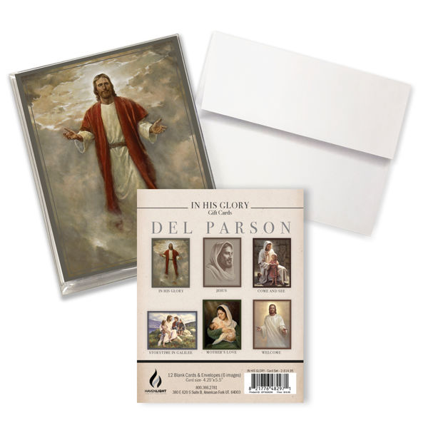 In His Glory Gift Card Set 2