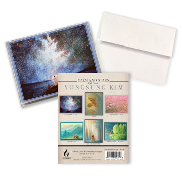 Picture of Calm and Stars Gift Cards Set 1