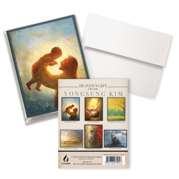 Heaven's Gift Gift Card Set 3