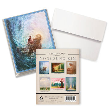 Picture of Hand of God Gift Card Set 2