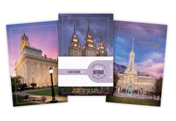 Alan Fullmer Come Follow Me Study Notebooks Set 1