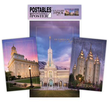 Alan Fullmer Postables Set 1