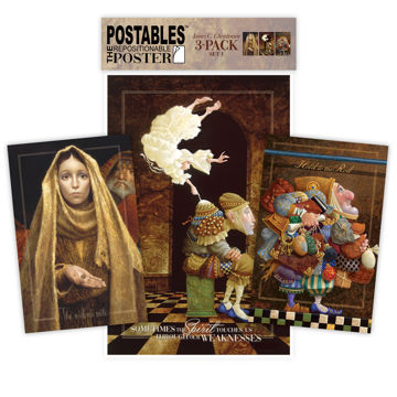 James Christensen Postables Set 1