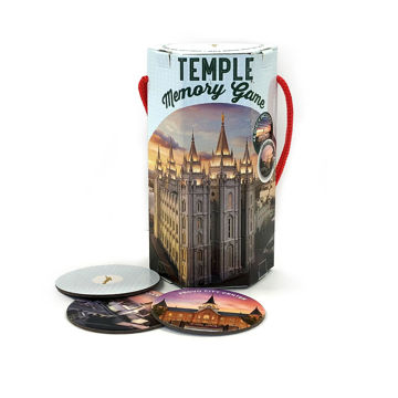 Picture of Alan Fullmer Temple Memory Game