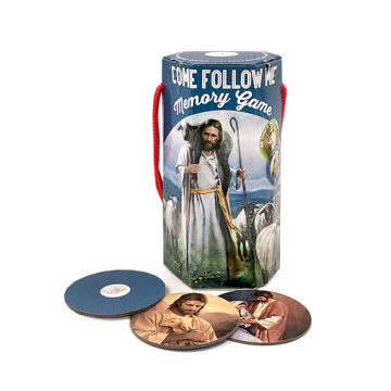 Picture of Come Follow Me Del Parson Memory Game