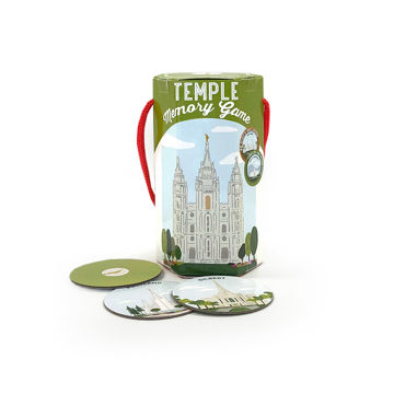 Picture of Elise Gomez Temple Memory Game