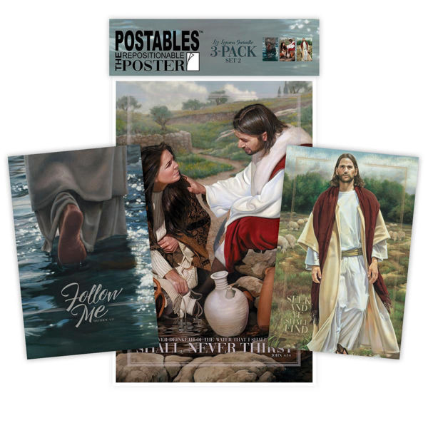 Picture for category Postables - The Repositionable Poster 50% off