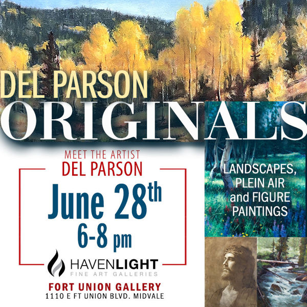 Picture for category Del Parson Originals Show