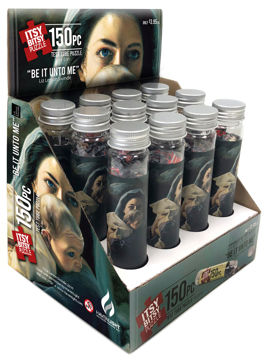 Be It Unto Me 12 Pack Test Tube Itsy Bitsy Puzzle