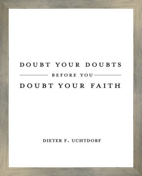 Picture of Doubt Your Doubts