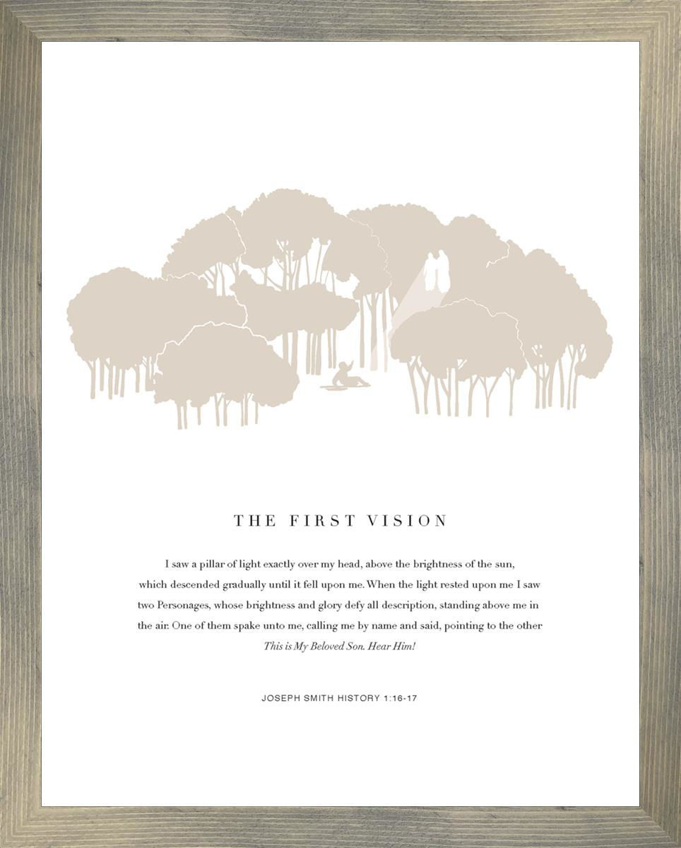 Picture of The First Vision