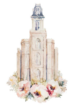 Manti Watercolor Floral
